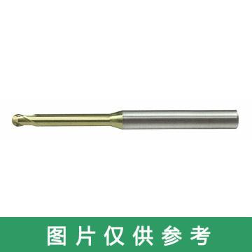 UNION TOOL 2刃立铣刀,HSLB2010-080