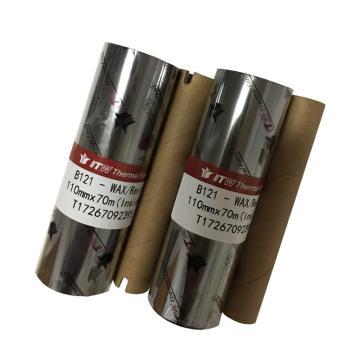 依工(ITW) B121 110mm*70M 混合基碳带