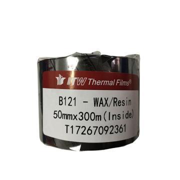 依工(ITW) B121 50mm*300M 混合基碳带