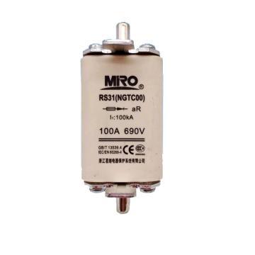 茗熔 熔断器,RS31 100A