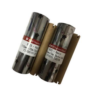 依工(ITW) B325 110mm*70M 树脂基碳带