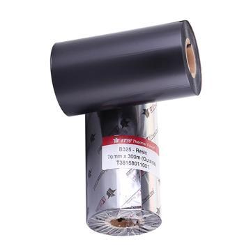 依工(ITW) B325 70mm*300M 树脂基碳带