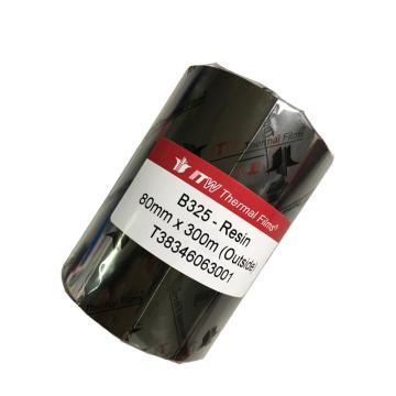 依工(ITW) B325 80mm*300M 树脂基碳带