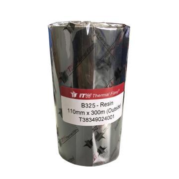 依工(ITW) B325 110mm*300M 树脂基碳带