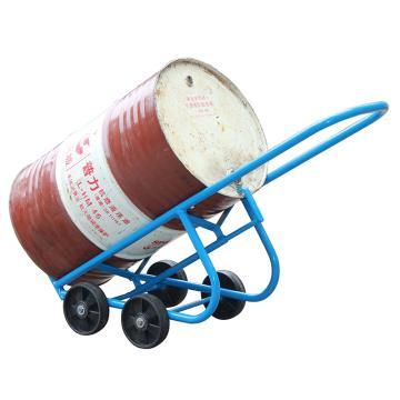 虎力 机械式油桶搬运车,载重:350kg,DE350