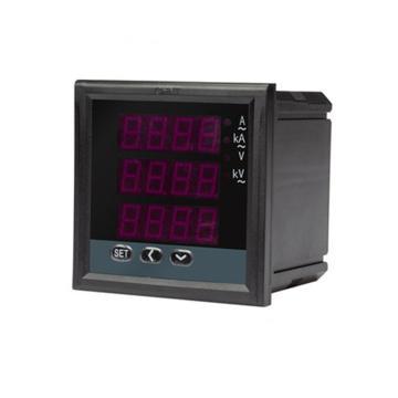 正泰 多功能电量表,PA666-3S 5A AC220V±10% 0.5级