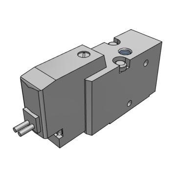 SMC 两位三通电磁阀,SYJ512-5LZD-M5