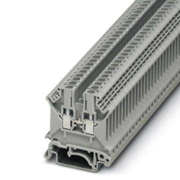 菲尼克斯直通式接线端子,3001501 UK3 N,50个/盒