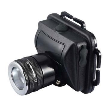 奇辰 固态调焦头灯 QC690A 功率LED 3W 白光6000K,单位:个