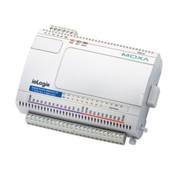 摩莎Moxa 12DI开关量输入I/O控制器,ioLogik E2210