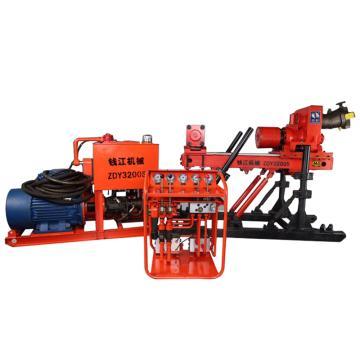 钱江 煤矿用全液压坑道钻机,ZDY3200S,煤安证号MED120053,单位:台