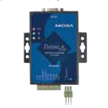 摩莎Moxa 隔离型RS-232与RS-422/485双向转换器,TCC-100I