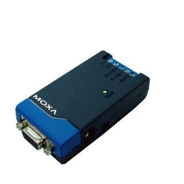 摩莎Moxa 隔离型RS-232到RS-422/485无源转换器,TCC-80I