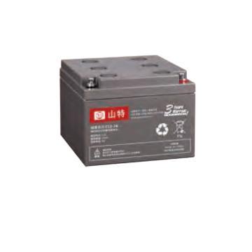 山特 12V,26AH蓄电池,C12-26