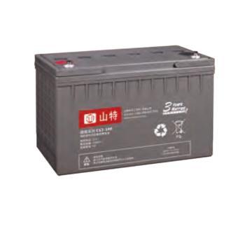 山特 12V,100AH蓄电池,C12-100