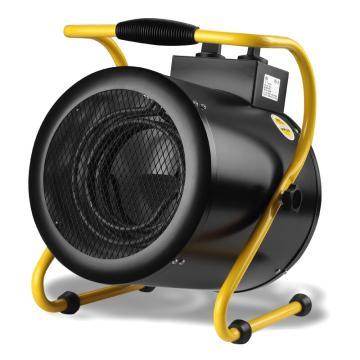 宝工 工业暖风机(手提式),BG-C3/1-13,220V,30W/1500W/3000W,带俯仰,可手动调节出风方向