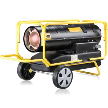 宝工 工业燃油暖风机(移动式),BGO1702-35-18-F,220V,35KW,38L油箱,耗油量2.4L/h