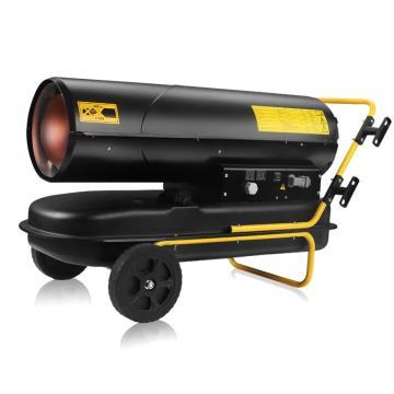 宝工 工业燃油暖风机(移动式),BGO-70A-19/-F,220V,70KW,68L油箱,耗油量5.4L/h