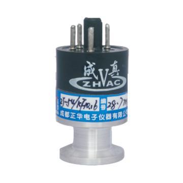 正华电子 低真空规管,ZJ-54D/KF16