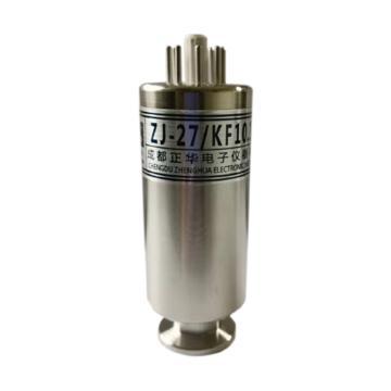 正华电子 高真空规管,ZJ-27/KF10管规 热阴极电离规