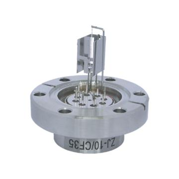 正华电子 高真空规管,ZJ-10B/CF35裸规 热阴极电离规