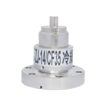 正华电子 高真空规管,ZJ-14/CF35 冷阴极电离规