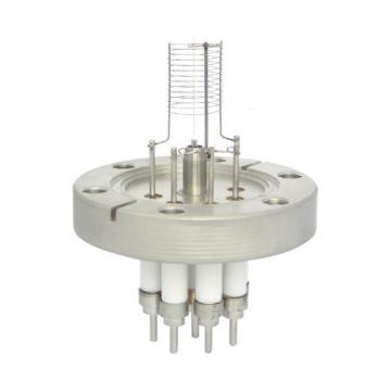 正华电子 高真空规管,ZJ-12/CF35铂金丝 热阴极电离规