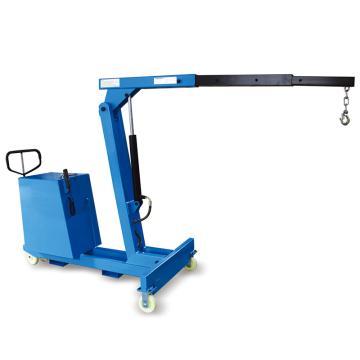 Raxwell 150-550Kg平衡重式单臂吊,半电动液压操控,RMSA0002