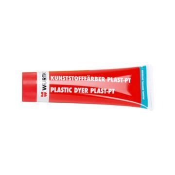 伍尔特 塑料染色剂,08932801,黑色,75ML/瓶