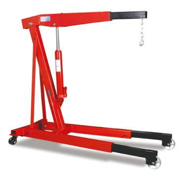 Raxwell 3000Kg美式固定单臂吊(不可折叠),吊臂最长时最大载重0.5吨 支腿长度可调,RMSA0005