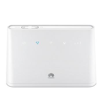 华为4G无线路由器,B311As-853 三网通CPE转有线 移动随身wifi