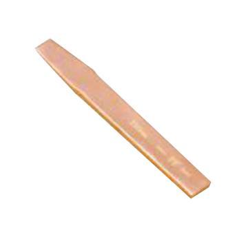 渤防 防爆平口扁铲,1247-005 400mm 铍青铜