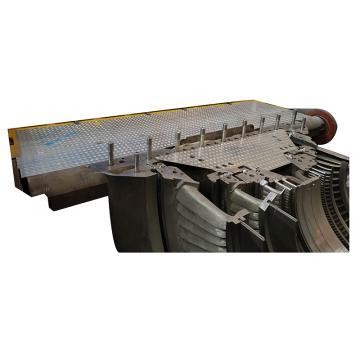 大秦电力 汽轮机检修平台 ,机组容量:300MW,DQ-PT(内外缸非同一平面)
