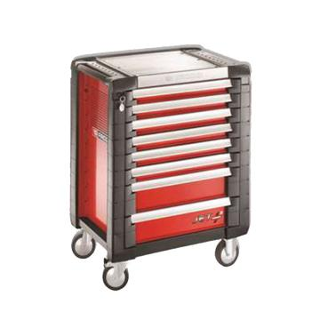 Facom工具车,包含76组定制工具套装,GQ-01-076