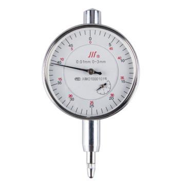 成量 百分表,0-3mm(标准级)、带钻、φ42,不含第三方检测