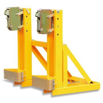 Raxwell 1000kg叼扣式油桶夹(重载型),RMCM0008