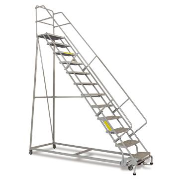 Raxwell 160Kg12层踏板美式B型固定取货梯,最高层离地高度3060mm,RMLP0012