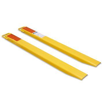 Raxwell 铲车加长叉 (一对),长度1525mm 适用于叉宽150mm的情况,RMFA0004