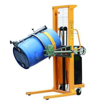 Raxwell 多功能半电动油桶车,载重(kg):500,RHMC0141