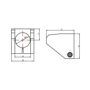 希瑞格CRG COFR夹具栓,GP1-30,7.Y00779