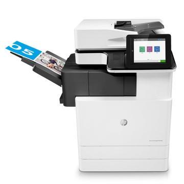 惠普(HP) 彩色数码复合机,A3(复印 打印 扫描)双面,60张,E87660du 标配,一年保修 含安装