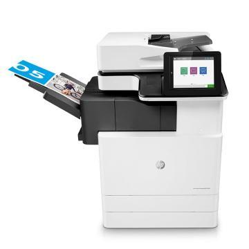 惠普(HP) 彩色数码复合机,A3(复印 打印 扫描)双面,50张,E87650du 标配,一年保修 含安装