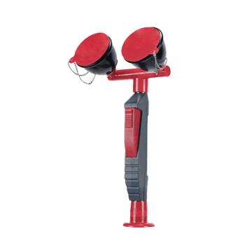 台雄 台式双口洗眼器,SAN-7201