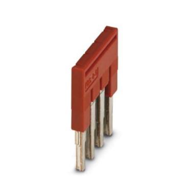 菲尼克斯PHOENIX 插拔式桥接件,3030187 FBS 4-5