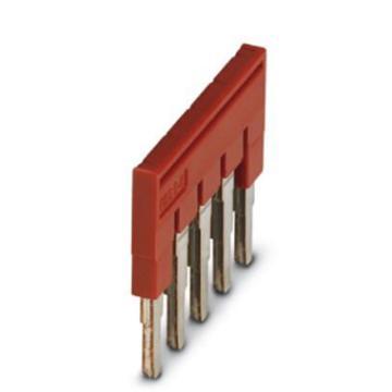 菲尼克斯PHOENIX 插拔式桥接件,3030349 FBS 5-6
