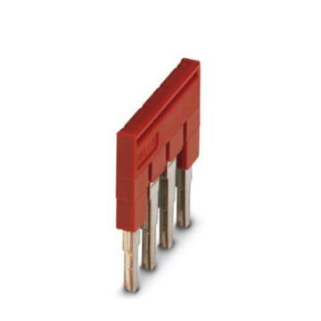 菲尼克斯PHOENIX 插拔式桥接件,3030255 FBS 4-6