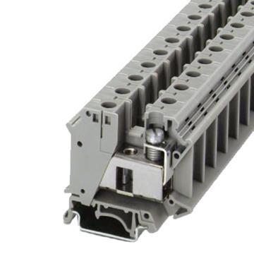 菲尼克斯 接线端子,3006182 UIK 35,50个/包