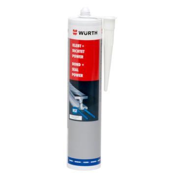 伍尔特 强力钣金结构胶,08932351,白色,300ML/支