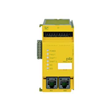 皮尔兹PILZ 安全继电器,773820 PNOZ ms3p standstill / speed monitor