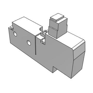 SMC 电磁阀,VQZ115-5MO1-CP-Q